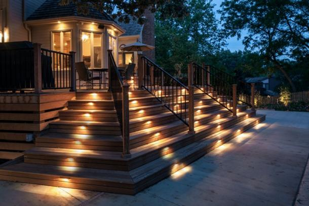 How Landscape Lighting Makes Your Home Safer
